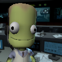 Gene in KSC Mission Command
