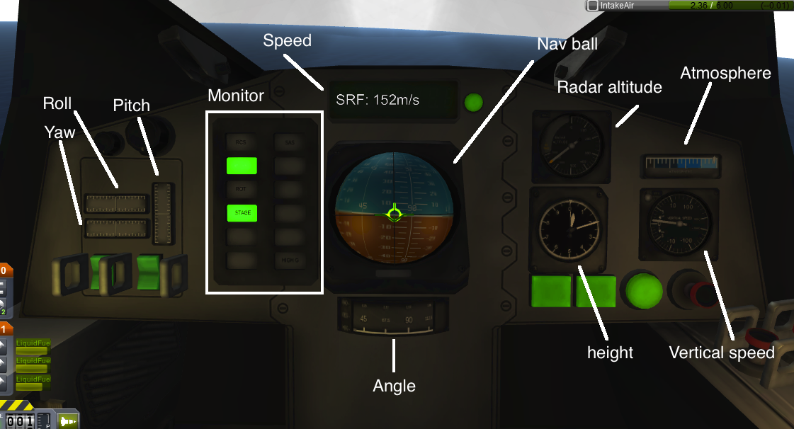 Kerbal Space Program Controls - Pics about space