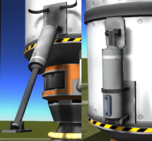 LT-2 Landing Strut - Kerbal Space Program Wiki