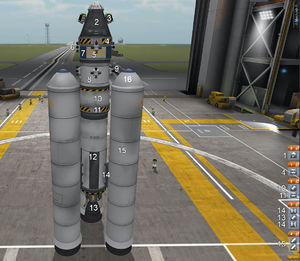 simple rocket kerbal space program - photo #4