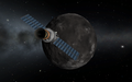 Dres from orbit with lander.png