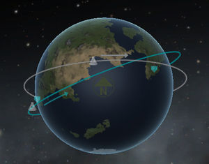 Orbit - Kerbal Space Program Wiki