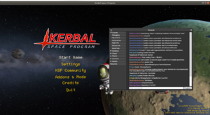 Debug Toolbar - Kerbal Space Program Wiki