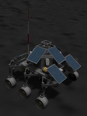 ksp mars exploration rover - photo #30