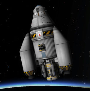 Orbiter 1A - Kerbal Space Program Wiki