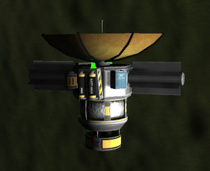 Ion Powered Space Probe Kerbal Space Program Wiki