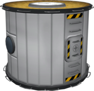 Ppd 10 hitchhiker storage container fr kerbal space for Habitation contener