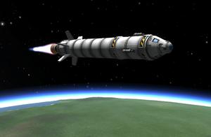 Kerbal X - Kerbal Space Program Wiki