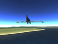 Solar ion engine plane flying.png