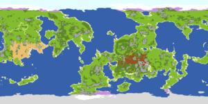 Kerbin Biome Map As Of 1 2