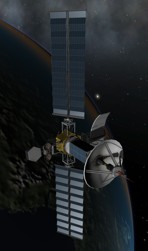 Viewmatic Survey Satellite - Kerbal Space Program Wiki