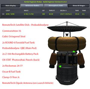 Tutorial Remotetech Kerbal Space Program Wiki