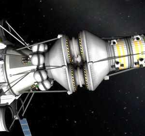 Docking - Kerbal Space Program Wiki
