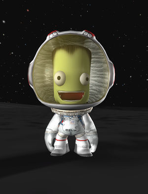 Kerbonaut - Kerbal Space Program Wiki